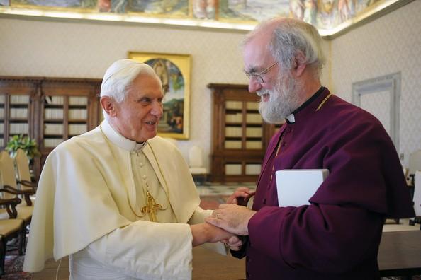 Pope+Benedict+XI+Meets+Archbishop+Canterbury.jpg