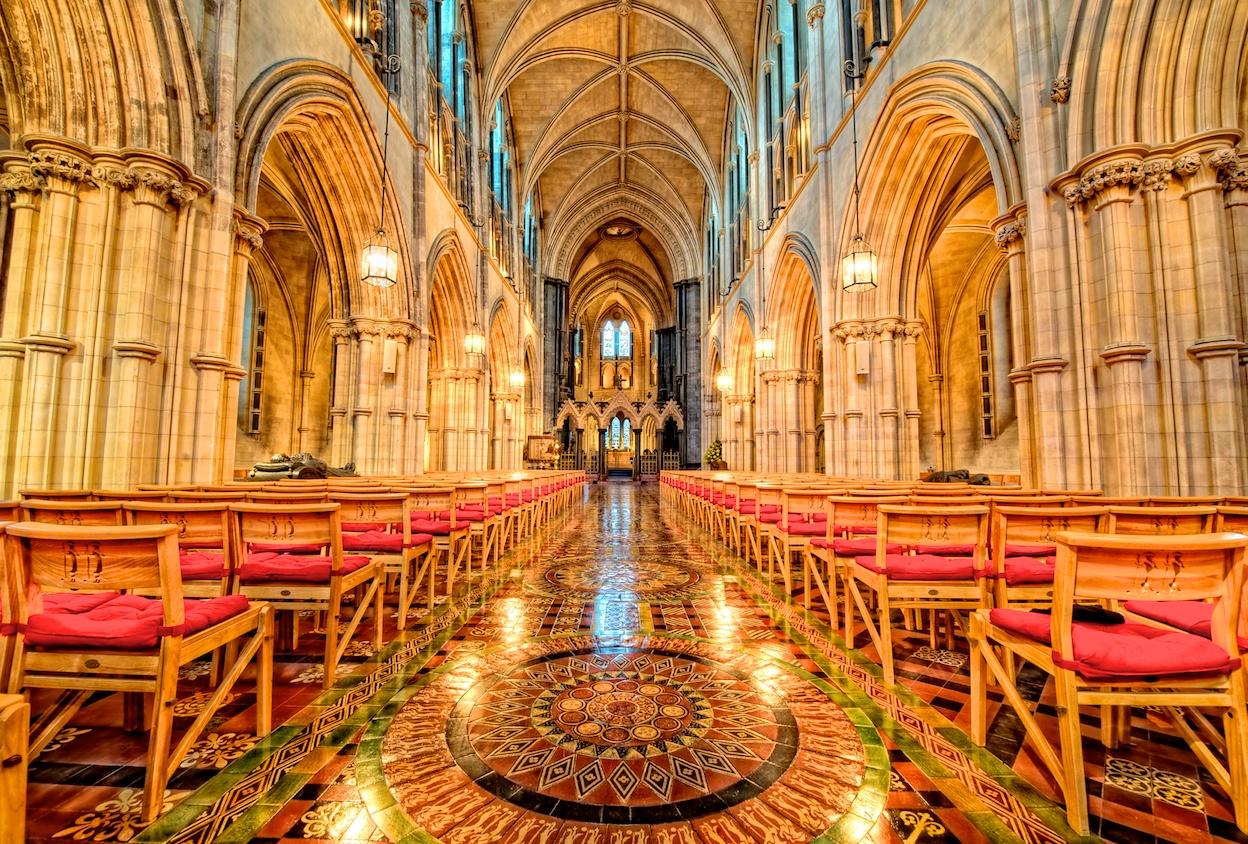 Excursions en Irlande catholique - Histoire - Foi Chrétienne - Moeurs et Traditions Field_image_Christ-Church-Cathedral-Dublin