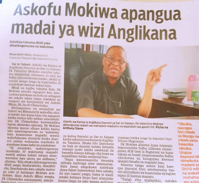 Askofu Mokiwa apangua madai ya wizi Anglikana.jpg