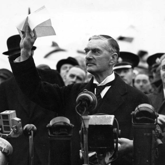 Neville Chamberlain - peace in our time.jpg