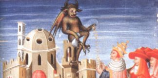 Satan bribing the pope.jpg