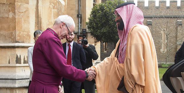 Welby and Saudi Crown Prince.jpg
