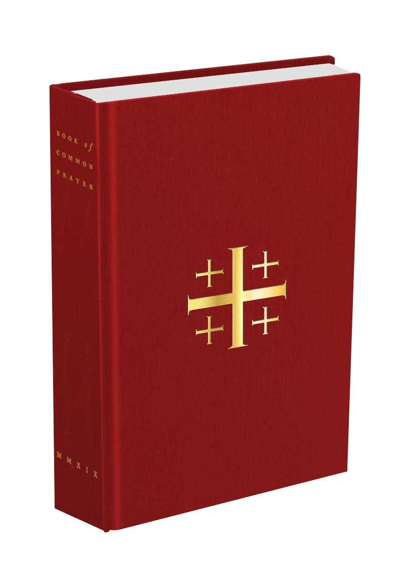 acna book of common prayer